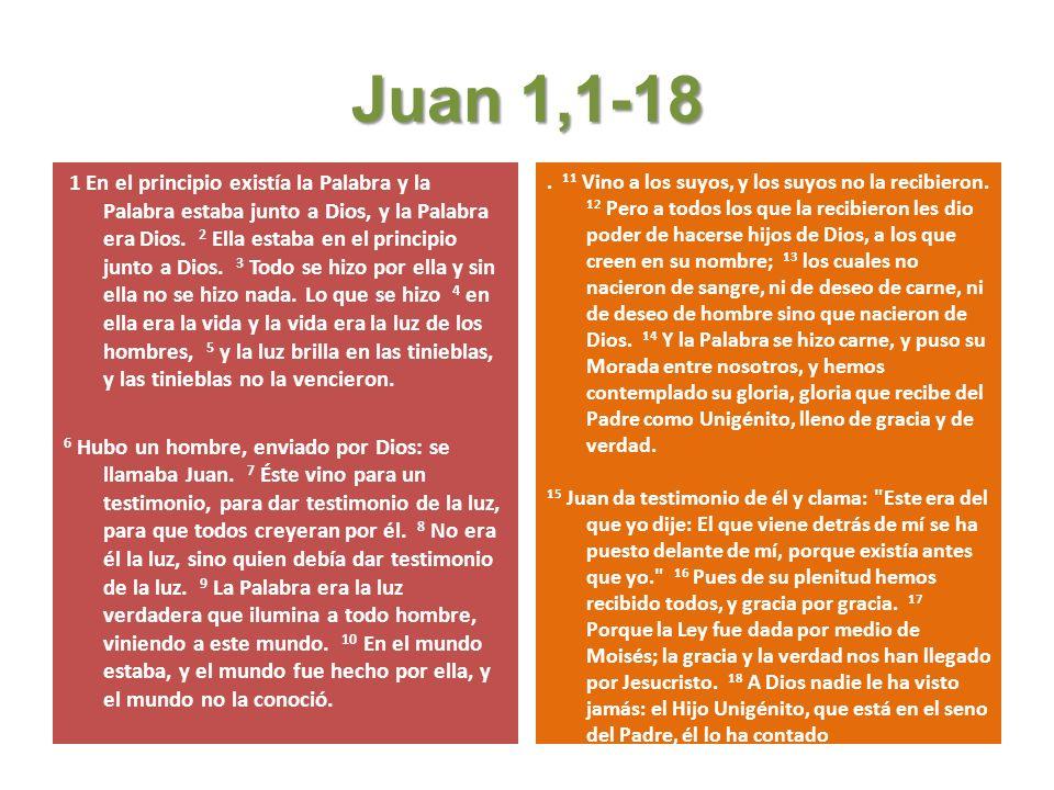 Juan 1,1-18