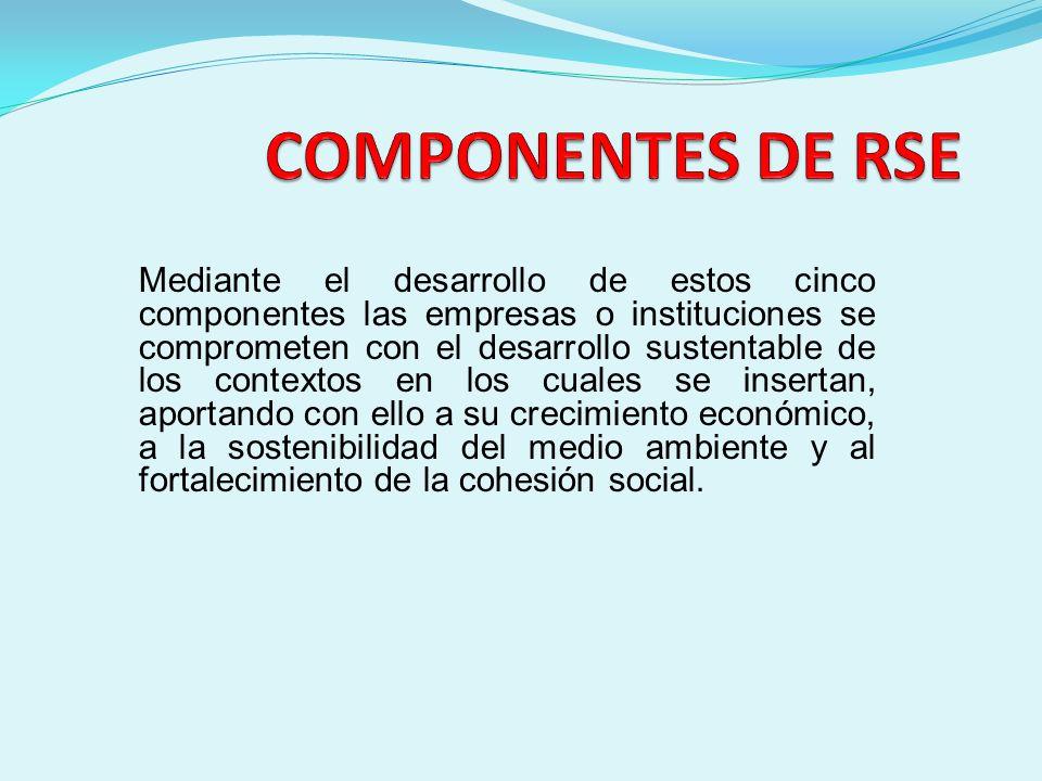 COMPONENTES DE RSE