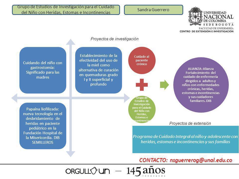 CONTACTO: nsguerrerog@unal.edu.co