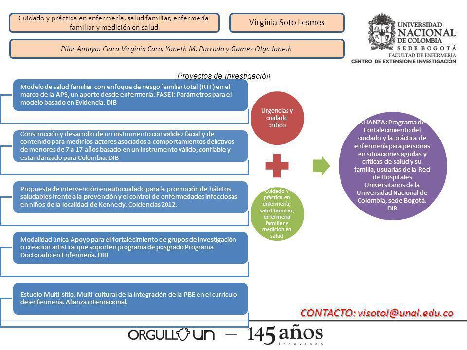 CONTACTO: visotol@unal.edu.co