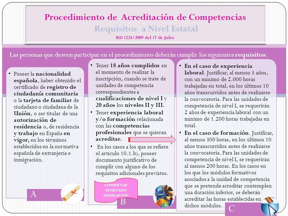 CONSULTAR APARTADO LEGISLACIÓN