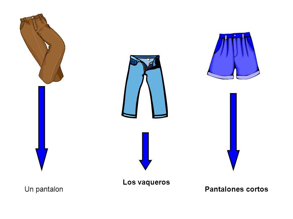 Los vaqueros Un pantalon Pantalones cortos