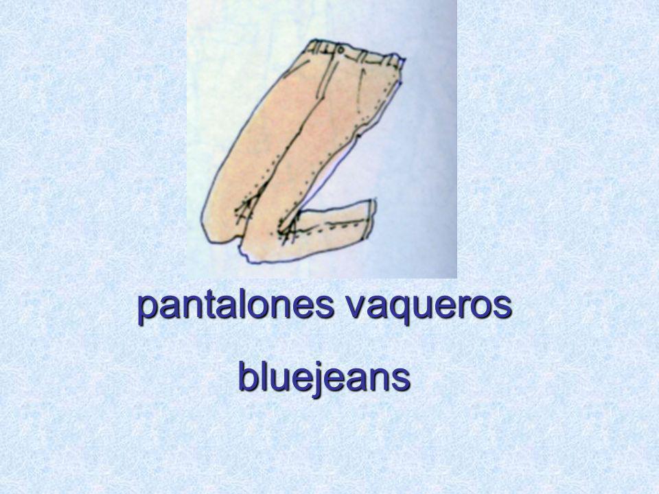 pantalones vaqueros bluejeans