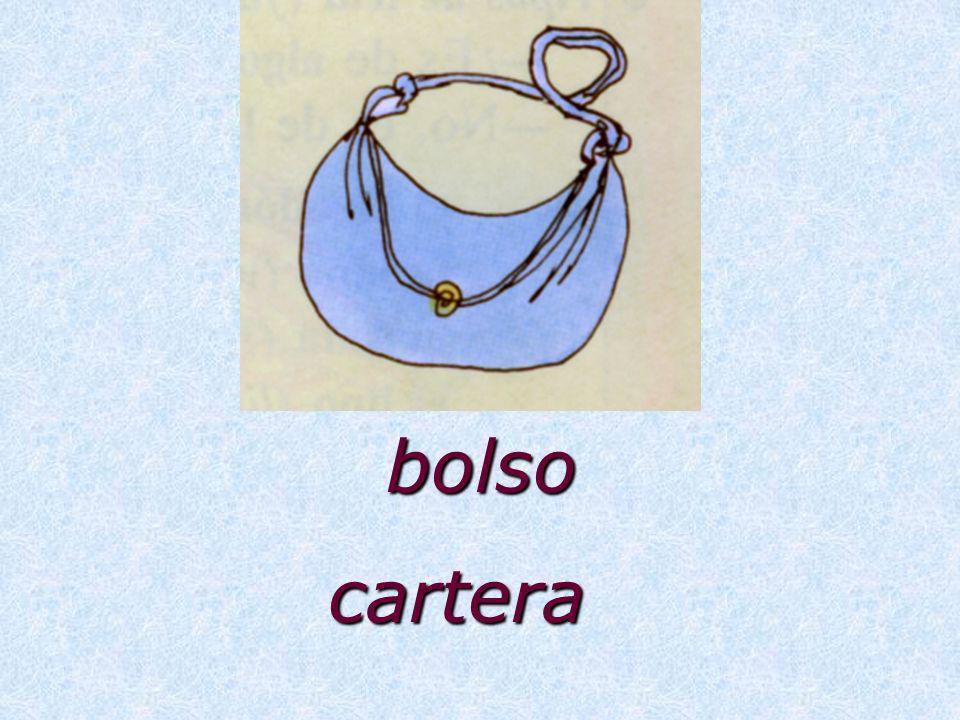 bolso cartera