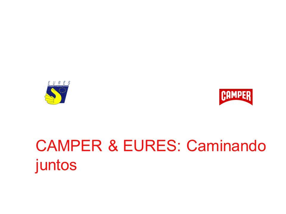 CAMPER & EURES: Caminando juntos