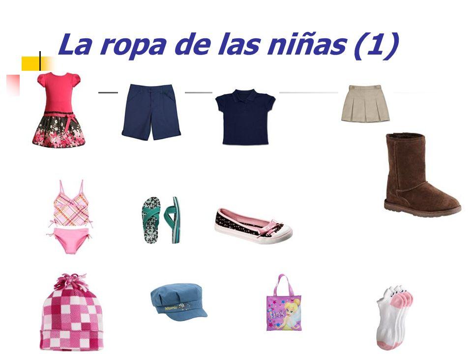 La ropa de las niñas (1)