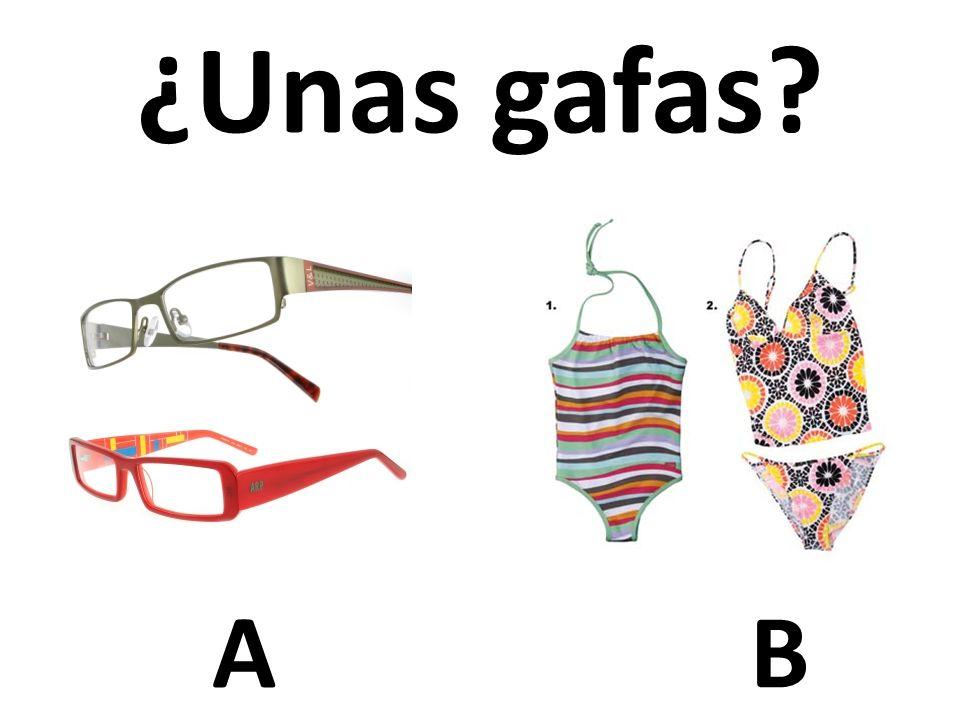 ¿Unas gafas A B 37