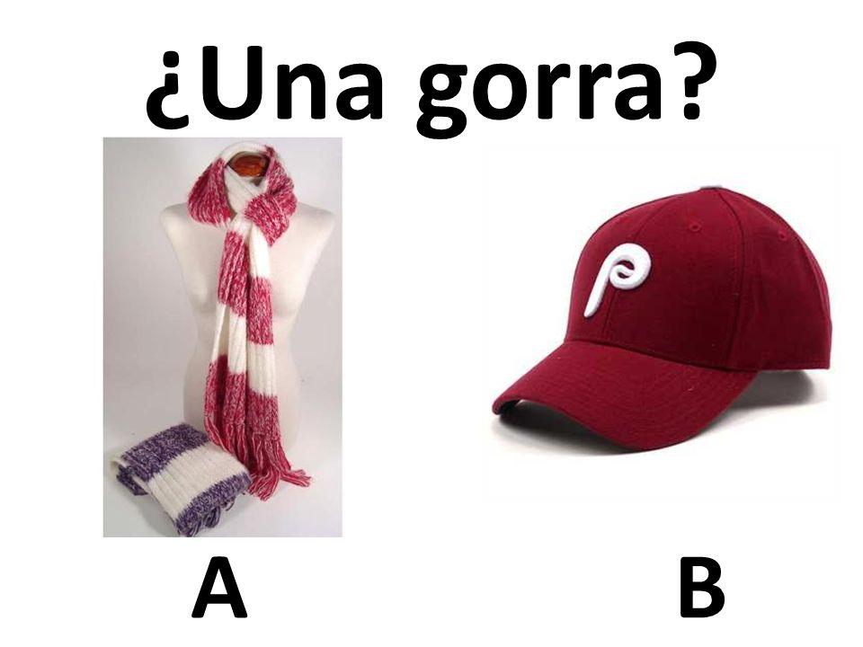 ¿Una gorra A B 51