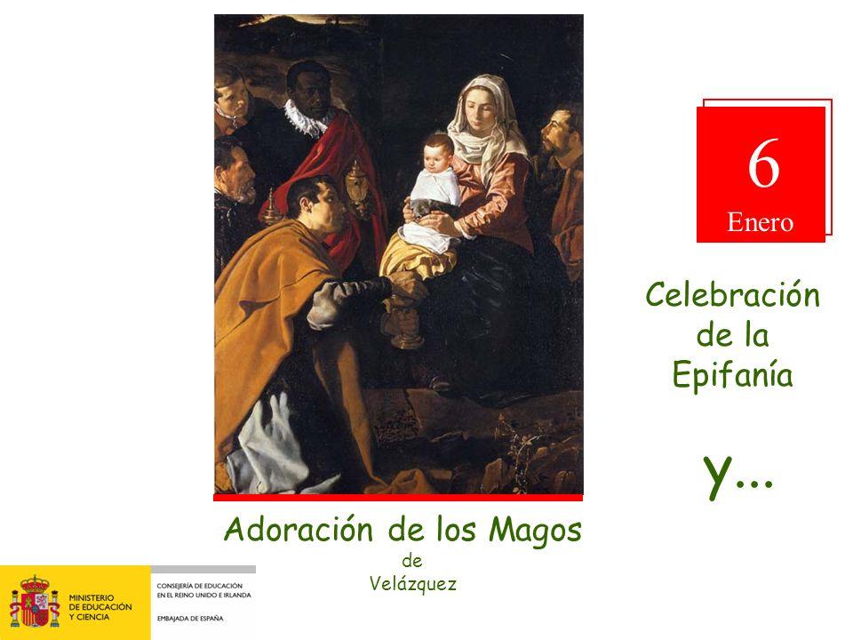 Celebración de la Epifanía