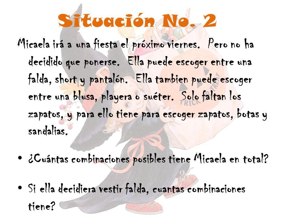 Situación No. 2