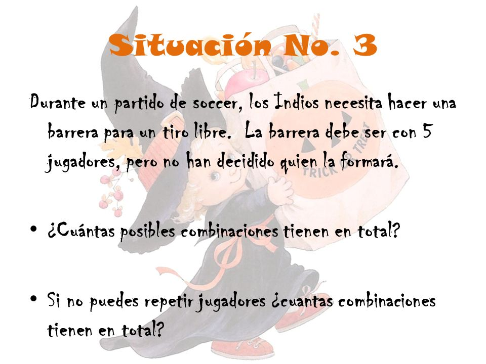 Situación No. 3