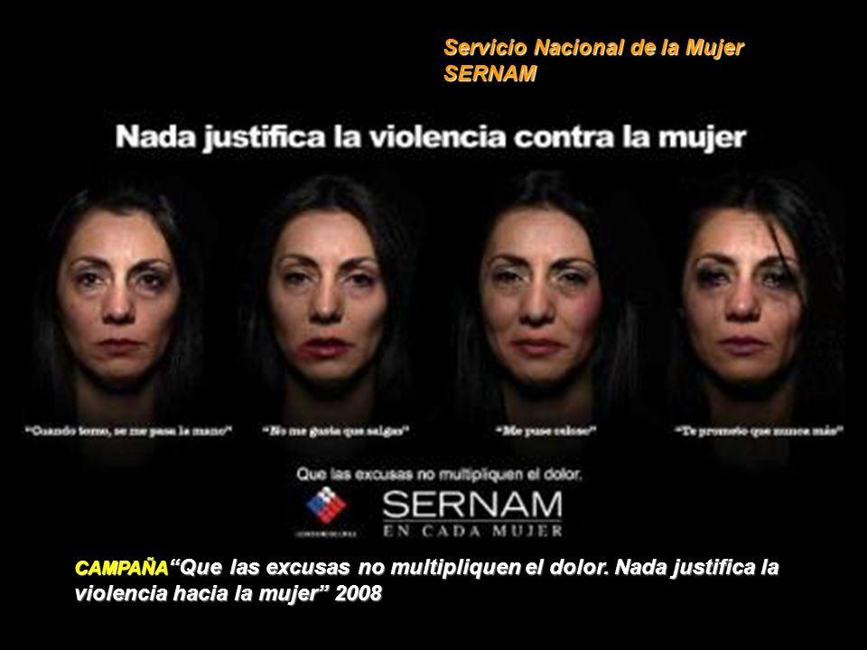 Servicio Nacional de la Mujer SERNAM