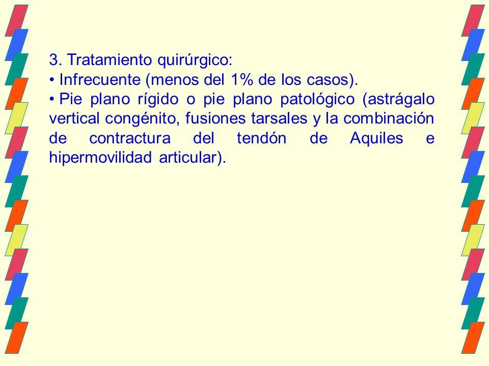 3. Tratamiento quirúrgico: