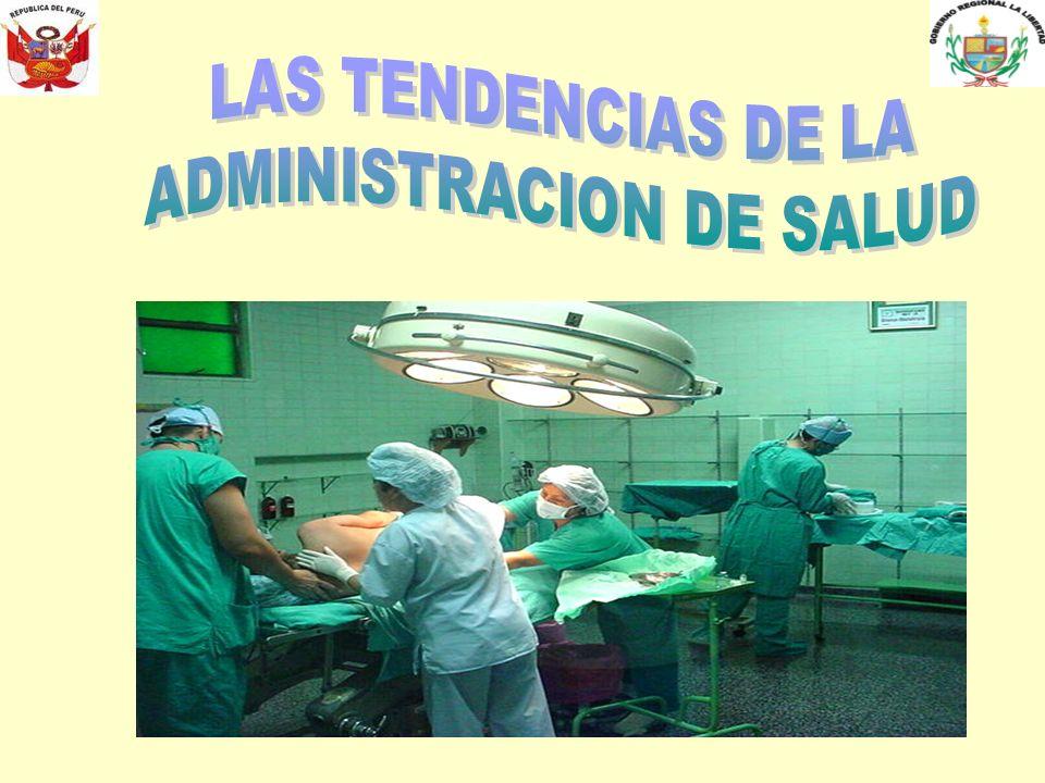ADMINISTRACION DE SALUD