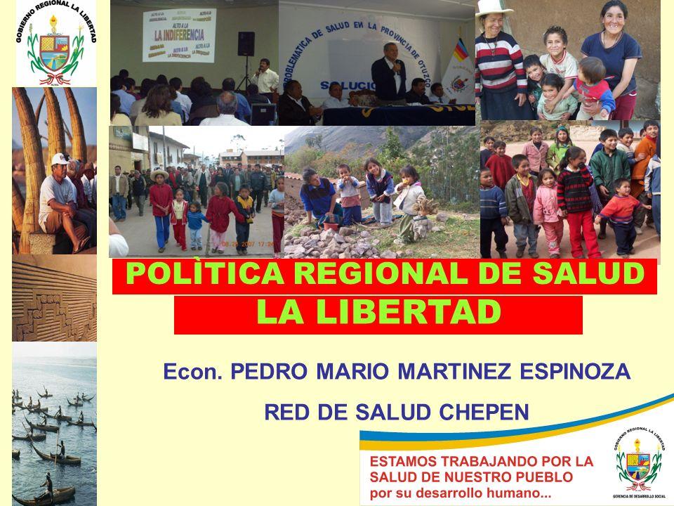 CONSEJO REGIONAL DE SALUD