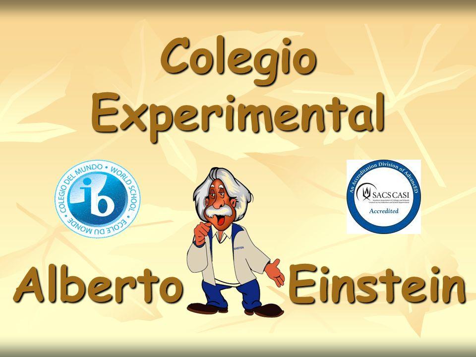 Colegio Experimental Alberto Einstein