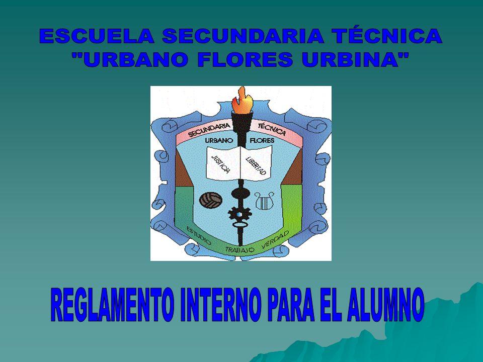 ESCUELA SECUNDARIA TÉCNICA URBANO FLORES URBINA