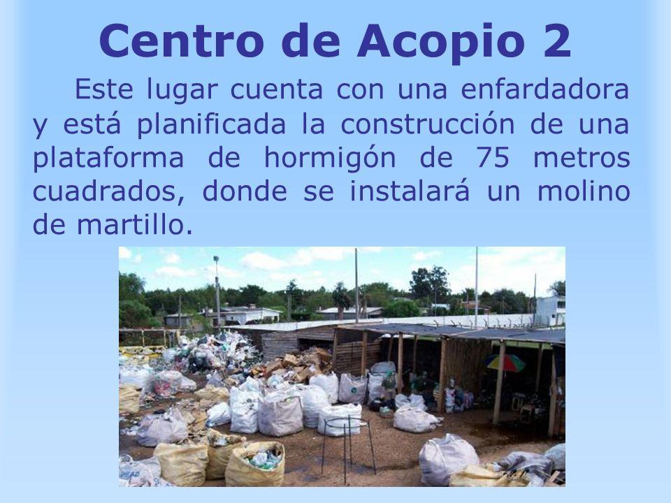 Centro de Acopio 2