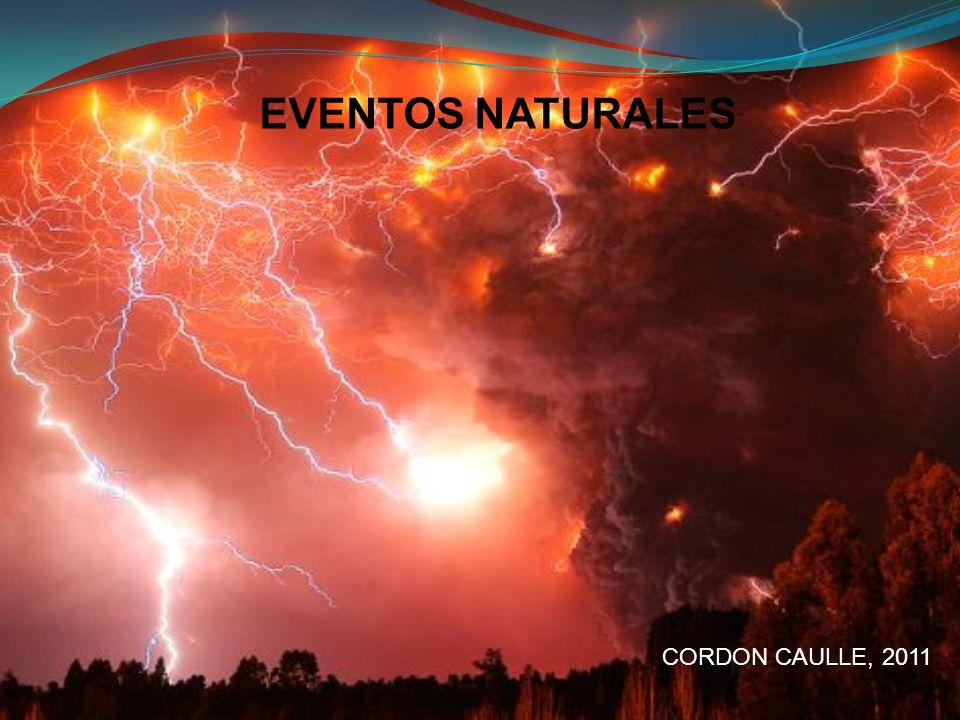 EVENTOS NATURALES CORDON CAULLE, 2011