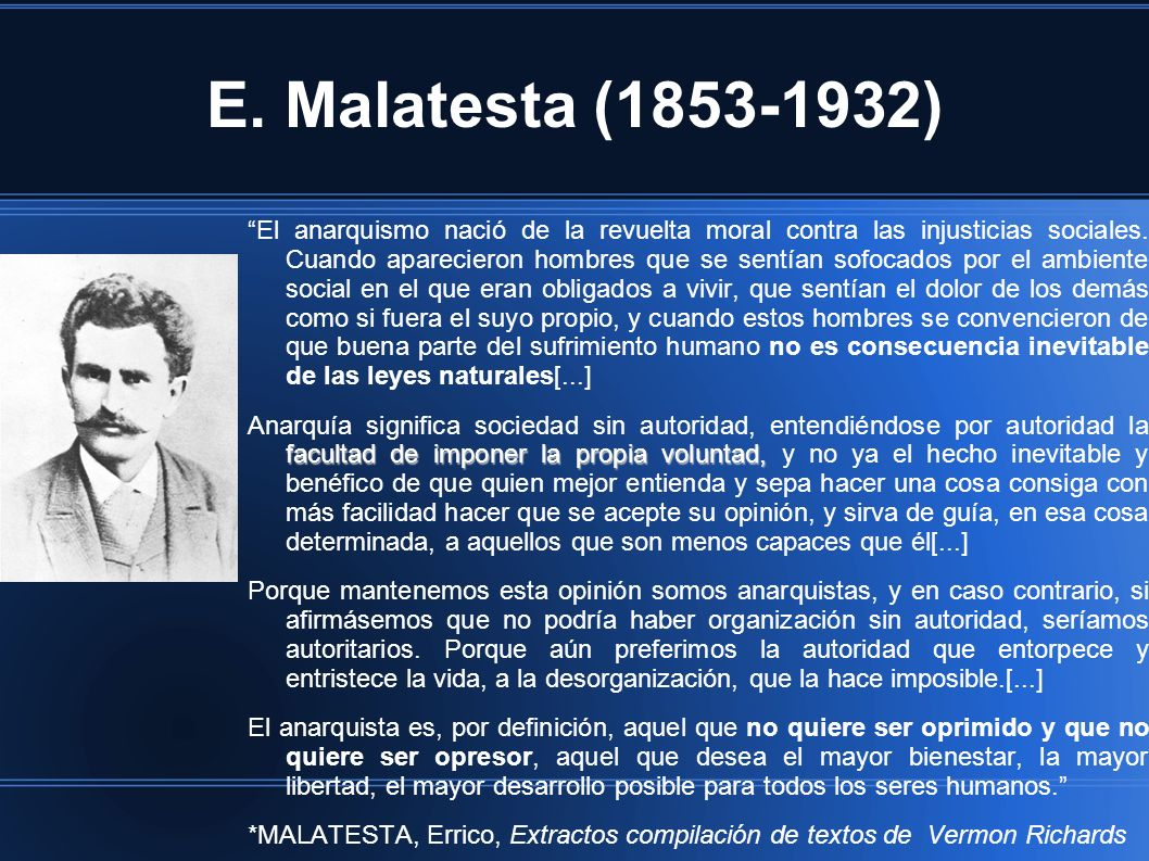 E. Malatesta (1853-1932)