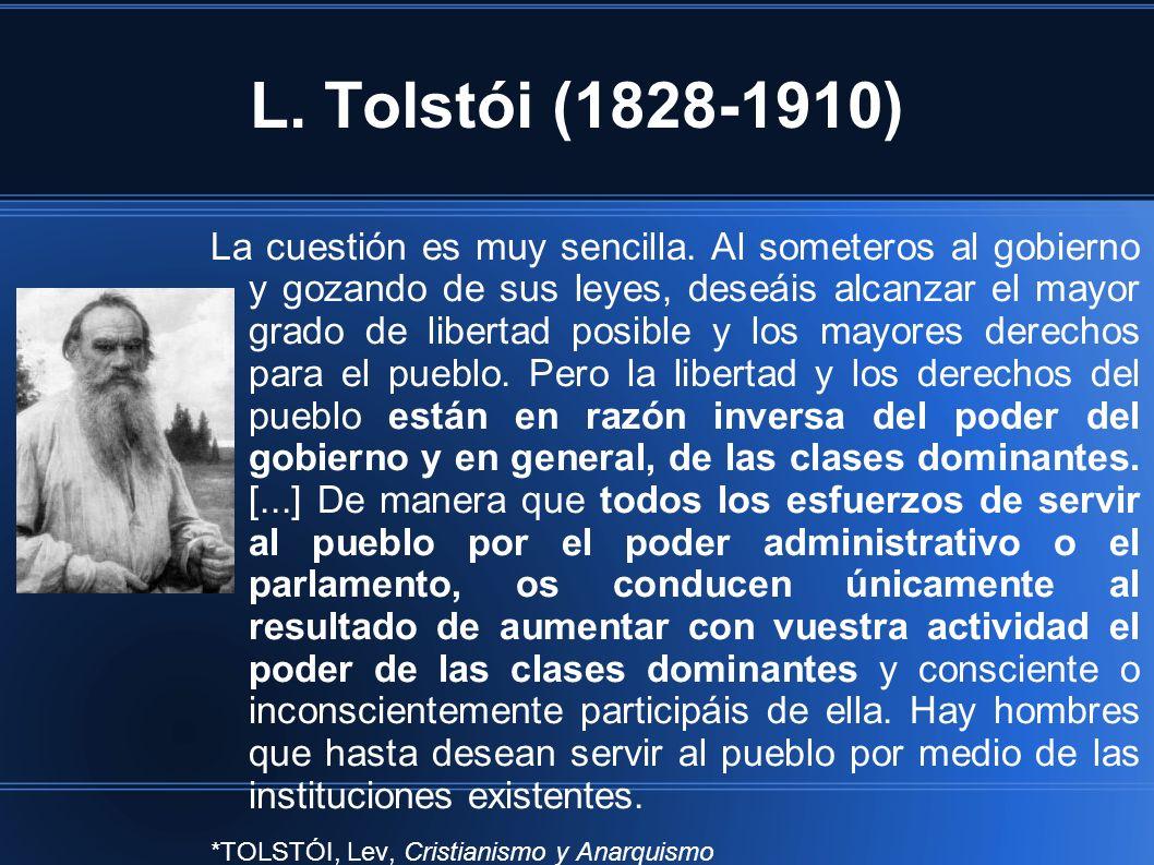 L. Tolstói (1828-1910)