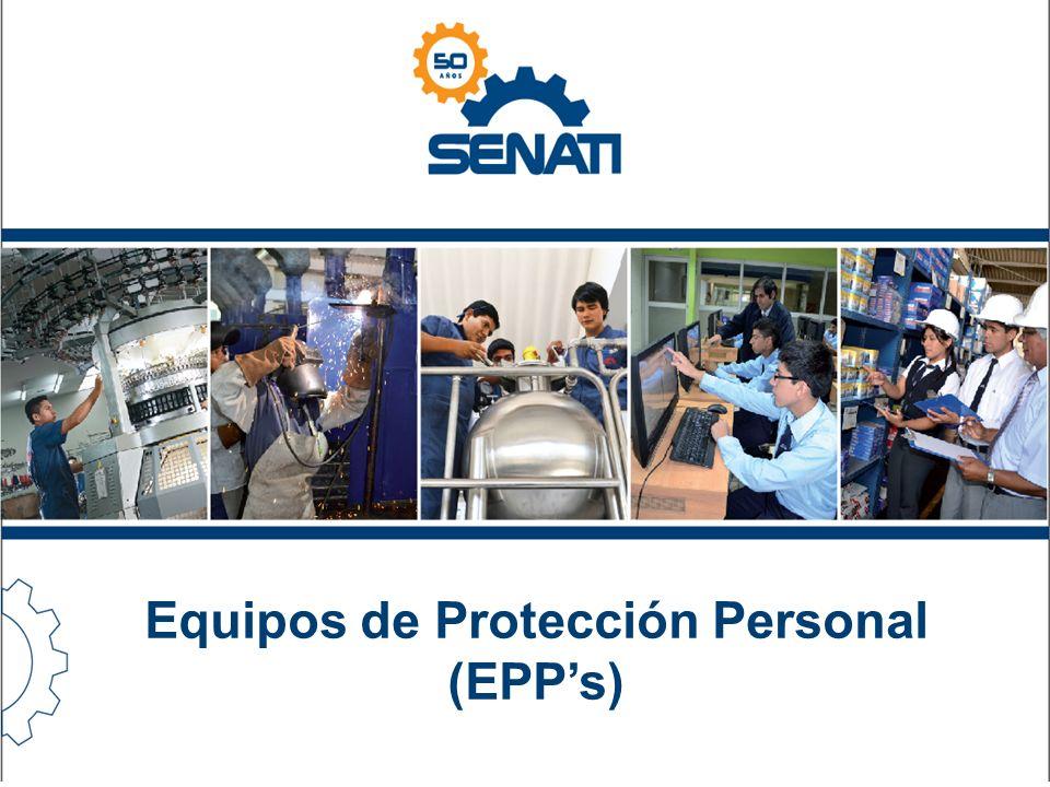 Equipos de Protección Personal (EPP's)