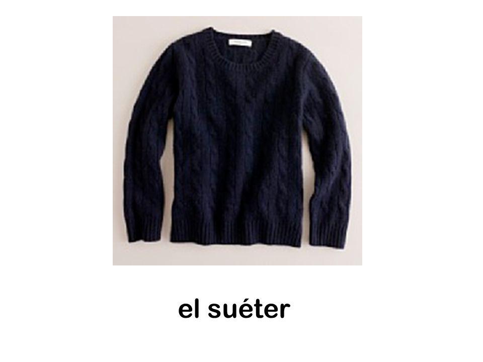 el suéter