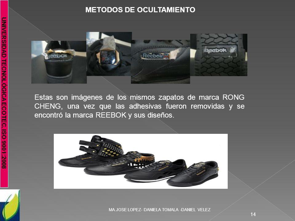 METODOS DE OCULTAMIENTO