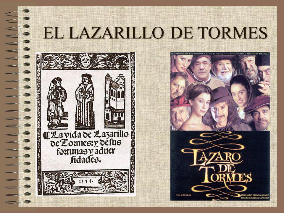 EL LAZARILLO DE TORMES Nosotros la leemos.