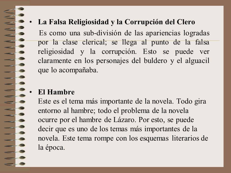 La Falsa Religiosidad y la Corrupción del Clero