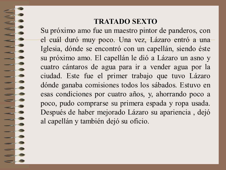 TRATADO SEXTO