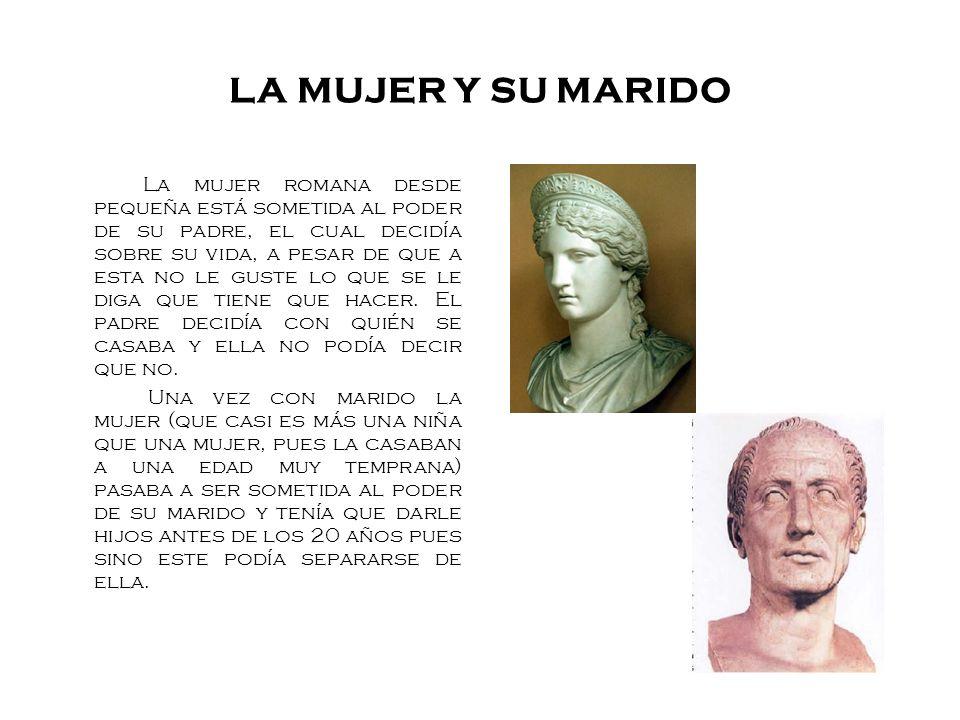 LA MUJER Y SU MARIDO