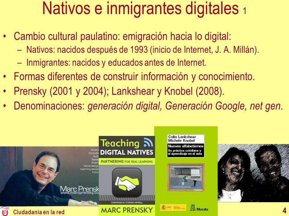 Nativos e inmigrantes digitales 1