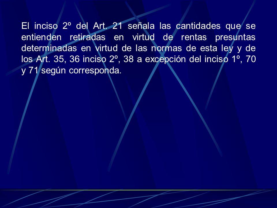 El inciso 2º del Art.