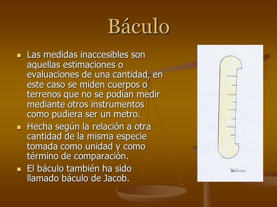 Báculo