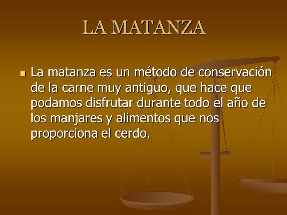 LA MATANZA