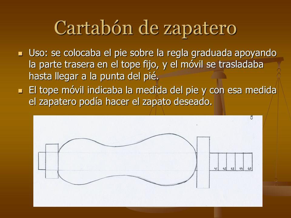 Cartabón de zapatero