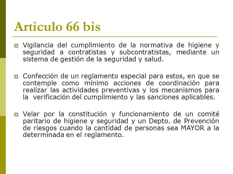 Articulo 66 bis