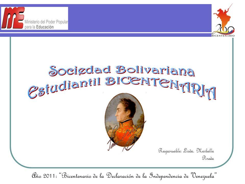 Estudiantil BICENTENARIA