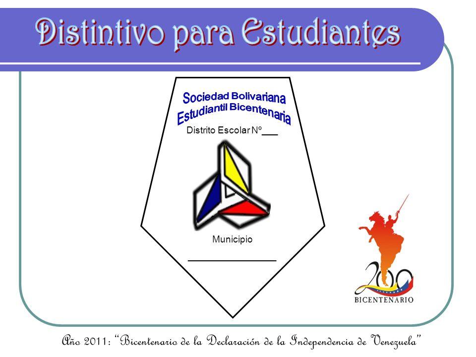 Distintivo para Estudiantes