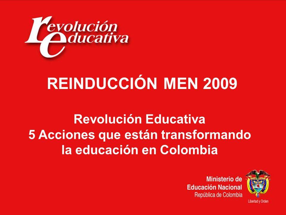 5 Acciones que están transformando la educación en Colombia