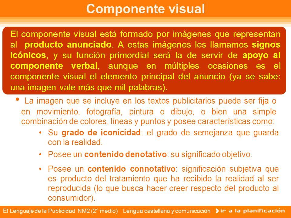 Componente visual