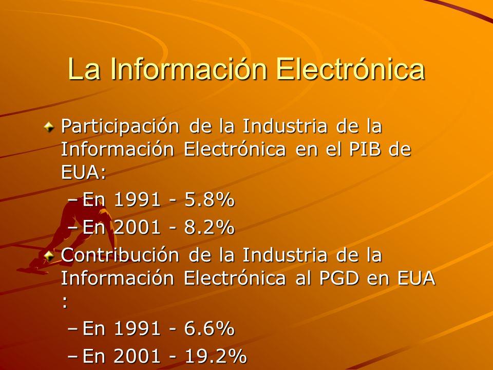 La Información Electrónica