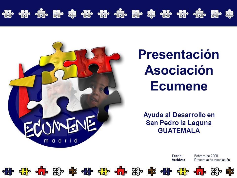Presentación Asociación Ecumene