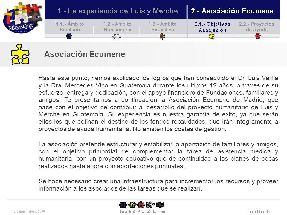 Asociación Ecumene