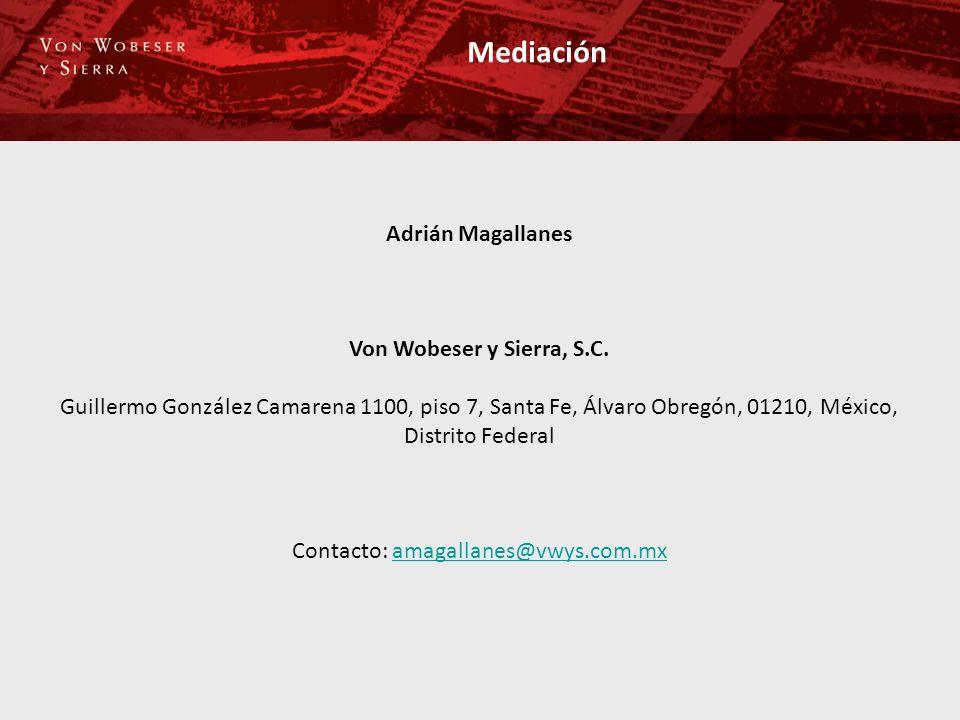 Contacto: amagallanes@vwys.com.mx