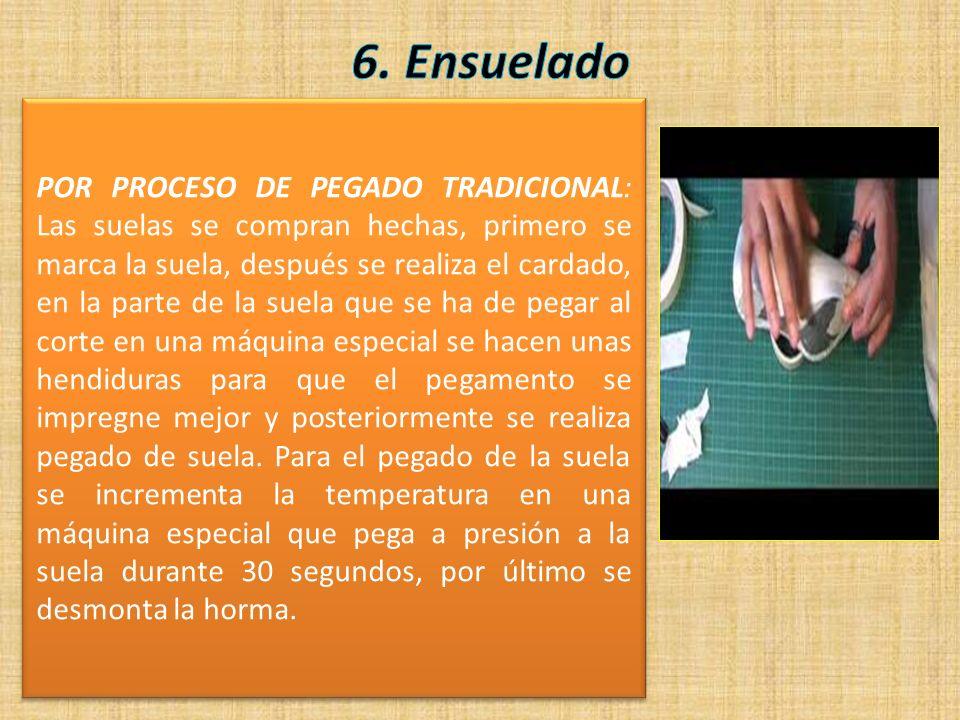 6. Ensuelado