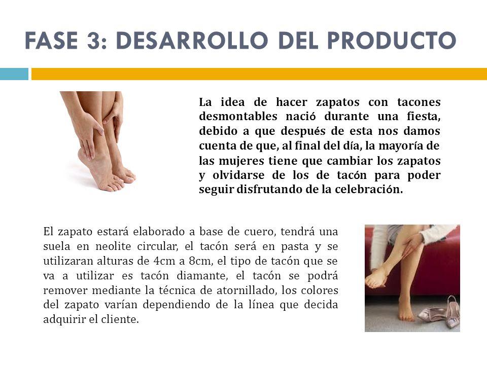 FASE 3: DESARROLLO DEL PRODUCTO