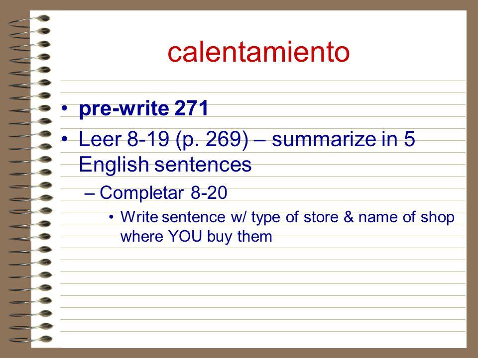calentamiento pre-write 271
