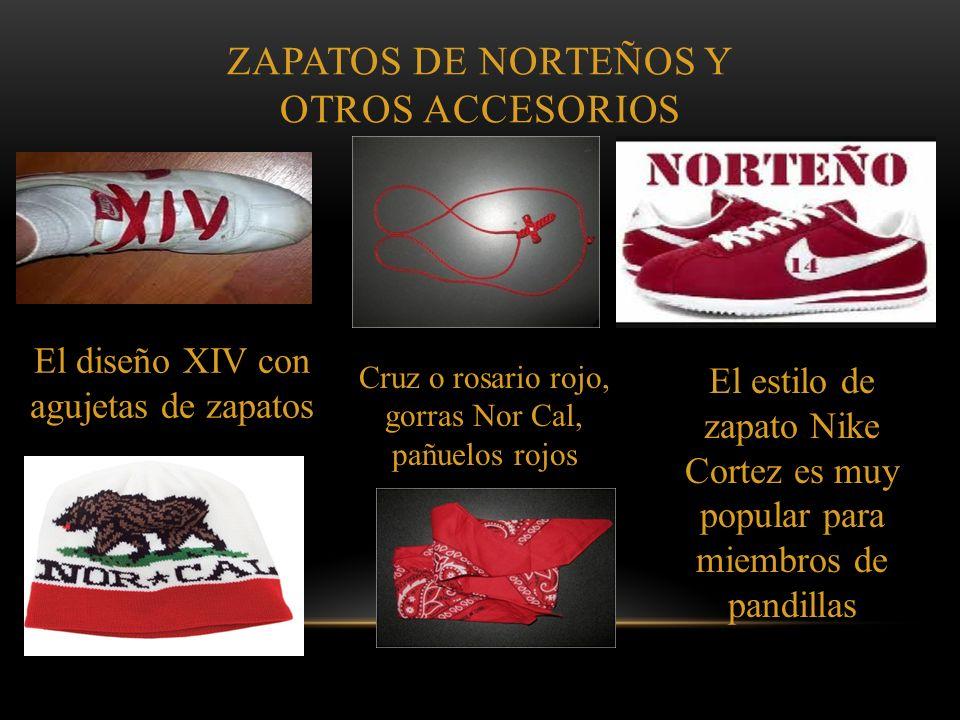 ZAPATOS DE NORTEÑOS Y OTROS ACCESORIOS